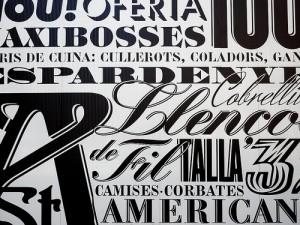 Mixed Typography