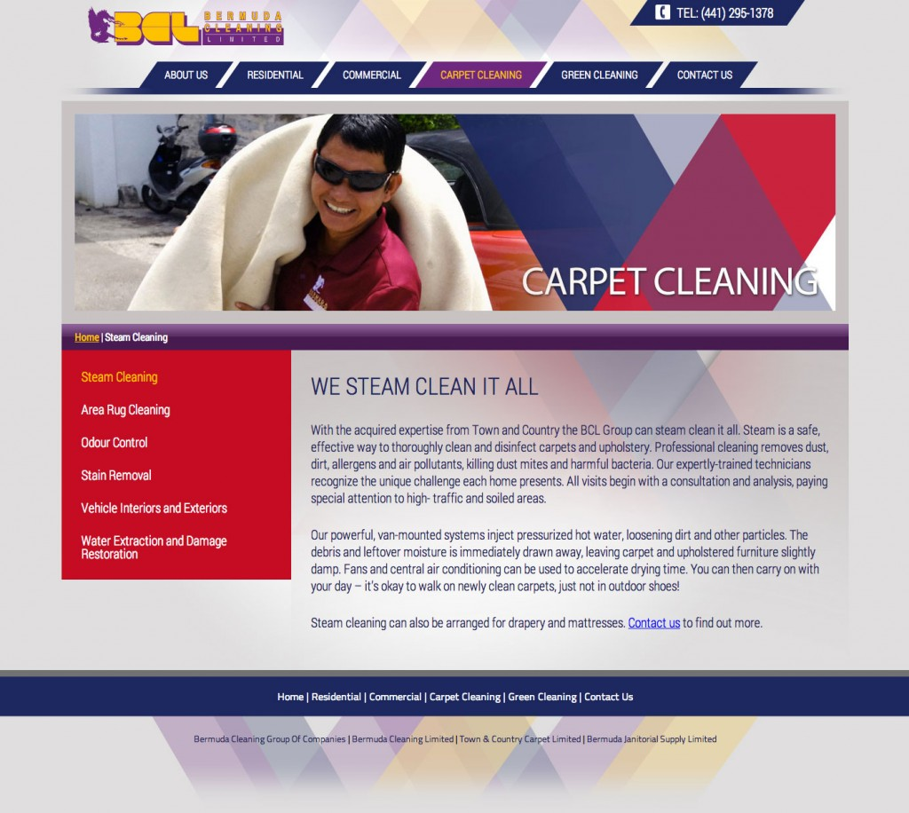 BCL-Carpetcleaning